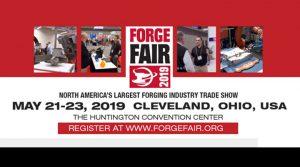 Forge Fair 2019 Logo