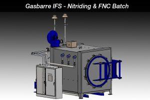 Gasbarre Ferritic Nitrocarburizing Furnace