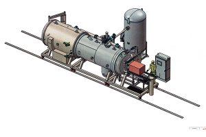 Gasbarre Gas Pressure Quench Furnace