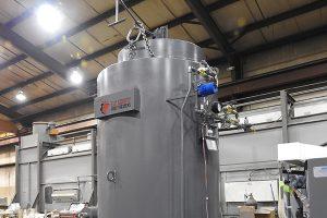 Gasbarre Steam Treating Batch Furnace