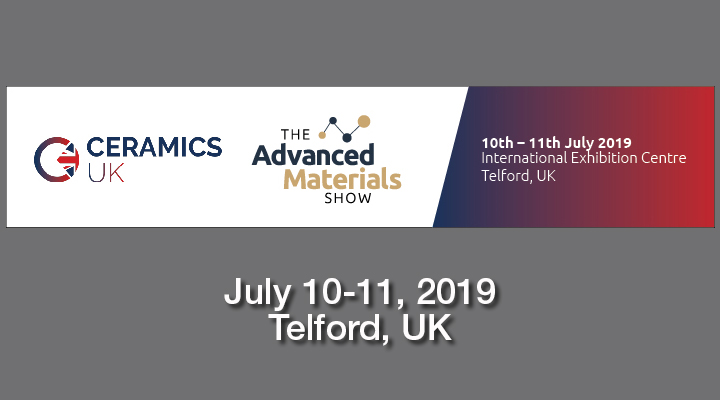 Image for Ceramics UK – The Advanced Materials Show
