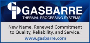 Gasbarre Thermal Processing Systems - Rebrand
