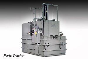 Gasbarre Parts Washer