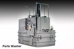 Gasbarre Thermal Processing Systems Parts Washer