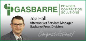 Gasbarre Employee News