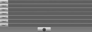 Presslog Lite - Notes Screen