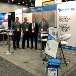Gasbarre Thermal Processing Systems - Heat Treat 2019 Booth