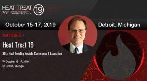 Patrick Weymer at Heat Treat 2019