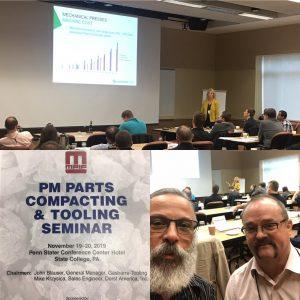 MPIF PM Parts Seminar 2019