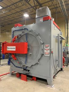 Gasbarre Thermal Processing Systems Nitriding Furnace