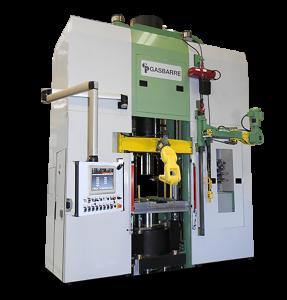Gasbarre Powder Compaction Solutions - Hydraulic Press