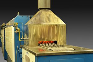 Gasbarre Thermal Processing Systems Brazing Furnace