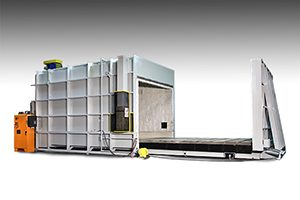 Gasbarre Thermal Processing Systems - Car Bottom Furnace