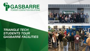 Gasbarre and Triangle Tech