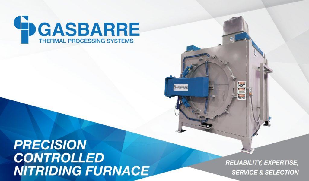Gasbarre NItriding Furnace