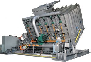 Gasbarre Thermal Processing Systems Tip Up Furnace