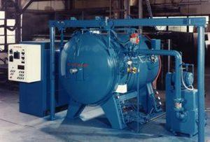 Batch Vacuum Furnace