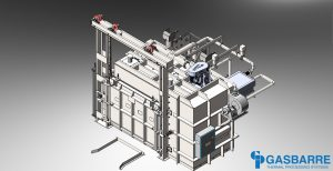 Athmosphere Tempering Furnace