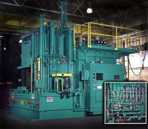 Gasbarre Carbonitriding Furnace