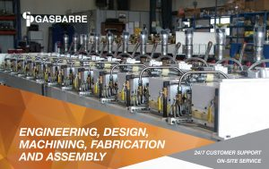 Gasbarre Manufacturing Technologies - ENGINEERING, DESIGN, MACHINING, FABRICATION AND ASSEMBLY