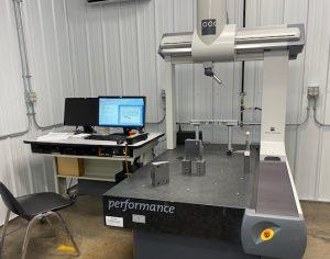 Gasbarre Precision Tooling CMM