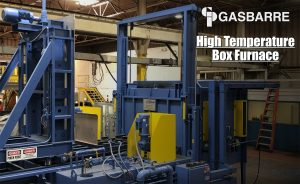 Gasbarre High Temperature Box Furnace