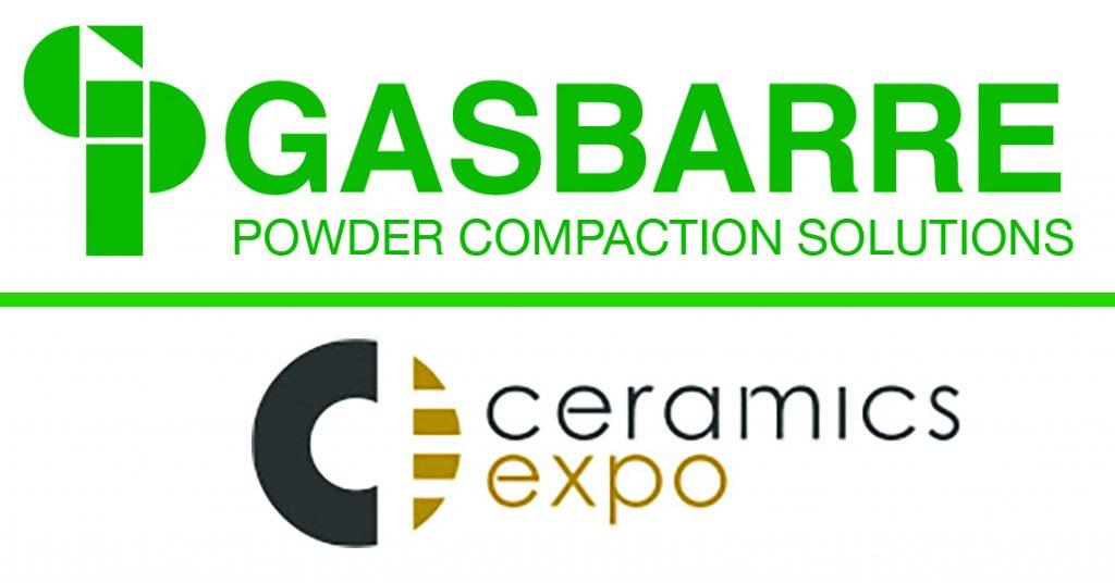 Gasbarre Ceramics Expo 2021