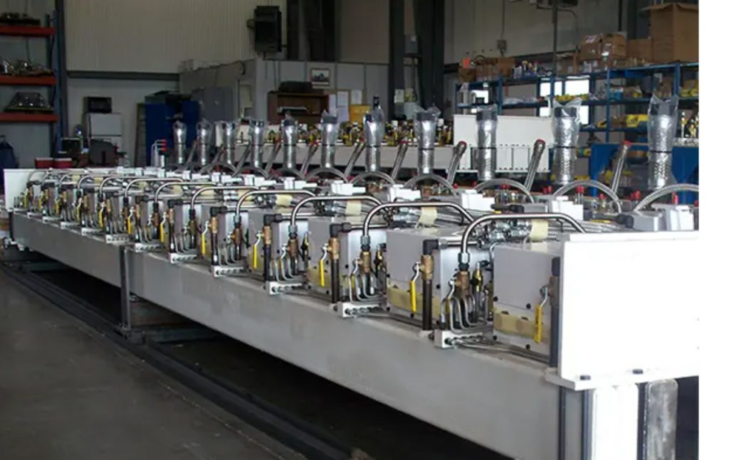 What is Gasbarre Manufacturing Technologies?